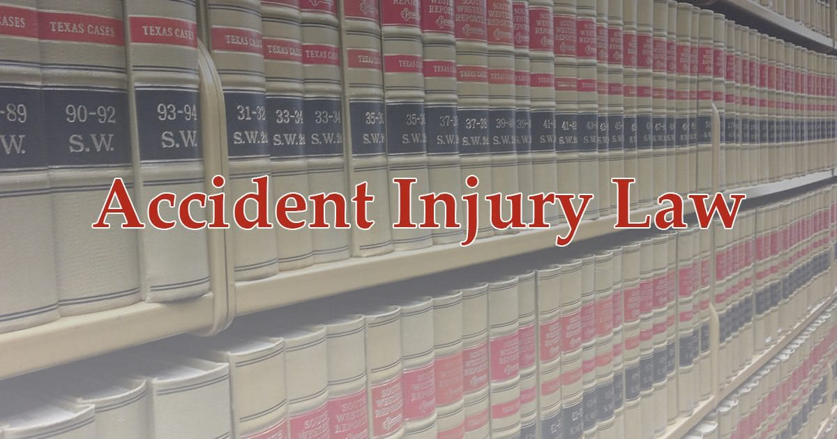 Accident Injury Law | Alan Moss Law | Bucks County Law Group